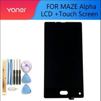 YANER FOR 6.0 inch  MAZE Alpha  LCD Display+Touch Screen Digitizer Assembly100%Original New LCD+Touch Digitizer