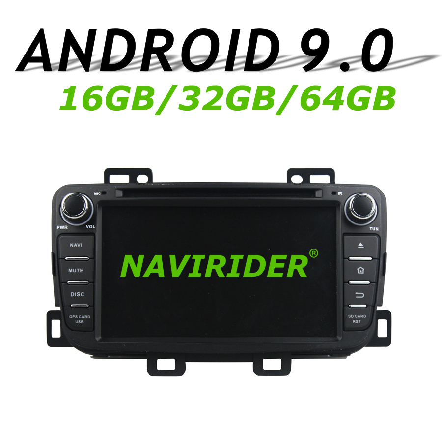 High configuration Octa Core Android 9.0 Car GPS Multimedia For China H320 H330 Car Radio bluetooth 64GB large memory