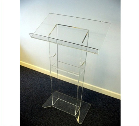 Crystal Acrylic Church Pulpit Manufacturer Supplies Perspex Heart Shaped Podium free shipping the new popular wedding special heart shaped acrylic podium organic glass church pulpit