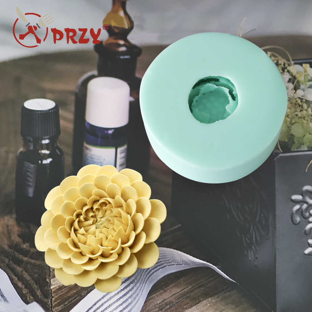cf29a8396 Detail Feedback Questions about HC0034 Silica gel 3D molds chrysanthemu  silicone soap mold daisy candle mold aroma mould handmade soap making resin  clay ...
