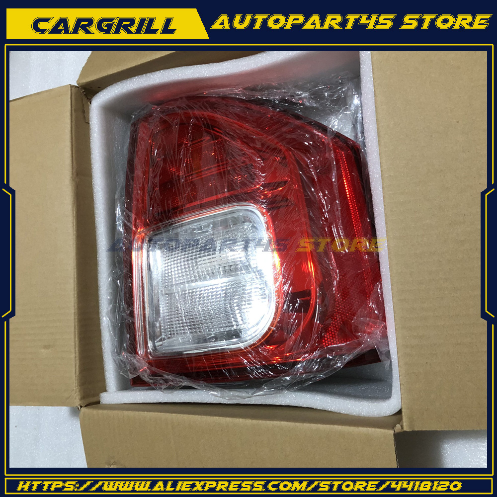 For 2011-2013 Jeep Compass Right Passenger Tail Lamp Tail Light Assembly LED