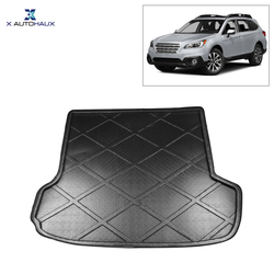 X AUTOHAUX mata tylna bagażnika samochodowego mata do bagażnika tacka liniowa do Subaru Outback 2015 2017| |   -