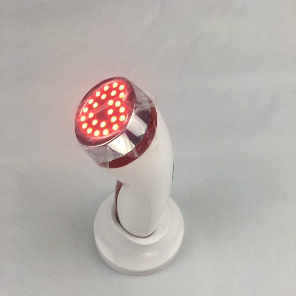 Portable Home Use Bio Infrared Red Led Light IPL Photon Skin Rejuvenator Face Eye Forehead Wrinkle Removal Facial Beauty Machine 9