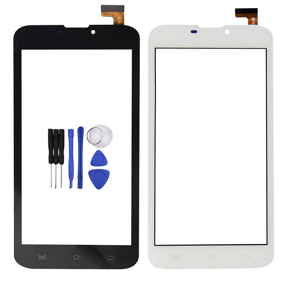 Black/White 6 Inch Touch Screen for FPC-60B2-V02 BLX Tablet Phablet Capacitive Glass Panel Replacement free shipping white black 100% original 10 inch tablet touch screen yld cega350 fpc a1 hxr handwritten capacitive touch screen