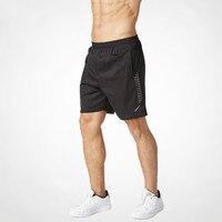 Mens shorts Kalf-Lengte Fitness Bodybuilding Casual Joggers workout Merk sporting korte broek Joggingbroek Sportkleding