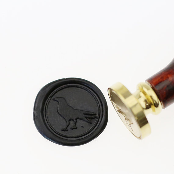 2015 Vintage Creative Bee Wax Seal Stamp Single Wax Stamp Set Diy Wax Seal