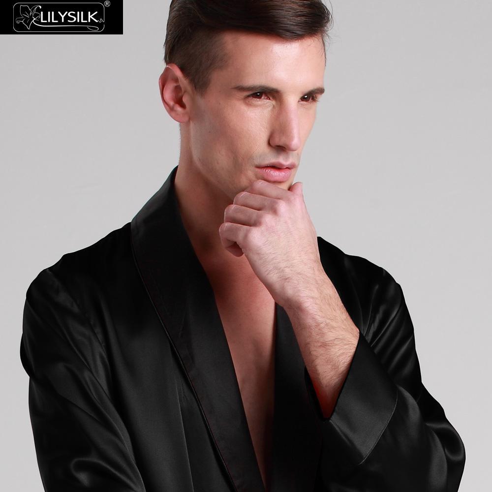 1000-black-22-momme-black-collar-silk-dressing-gown-02