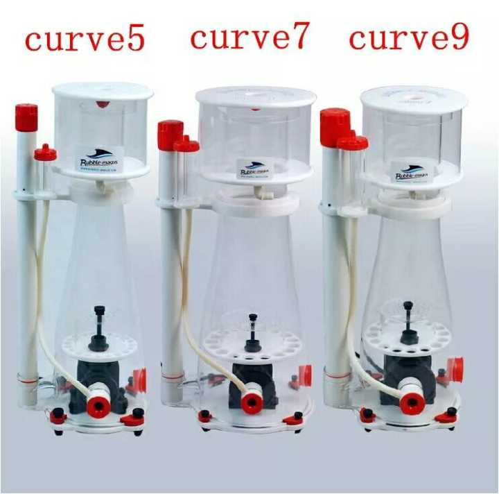 BUBBLE MAGUS CURVE CURVE 7 CURVE 9 portein skimmer.CURVE 5 CURVE 7 CURVE 9 CURVE5 CURVE7 CURVE9 ptein skimmer-in Filters & Accessories from Home & Garden    1