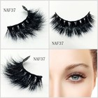 UPS Free Shipping 2000 Pairs Top Quality 3D Mink Lashes Natural False Eyelashes Extension for Beauty Makeup Vendors Factory