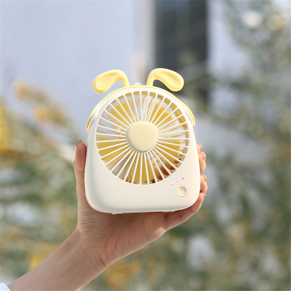 USB Gadgets Cool Fan Portable Electric Mini USB Fan Quiet Summer Cooler Desktop Office Fan (8)