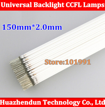 30PCS Free Shipping NEW 150mm*2.0 MM notebook lamp backlight CFL lamp backlight tube 150 mm