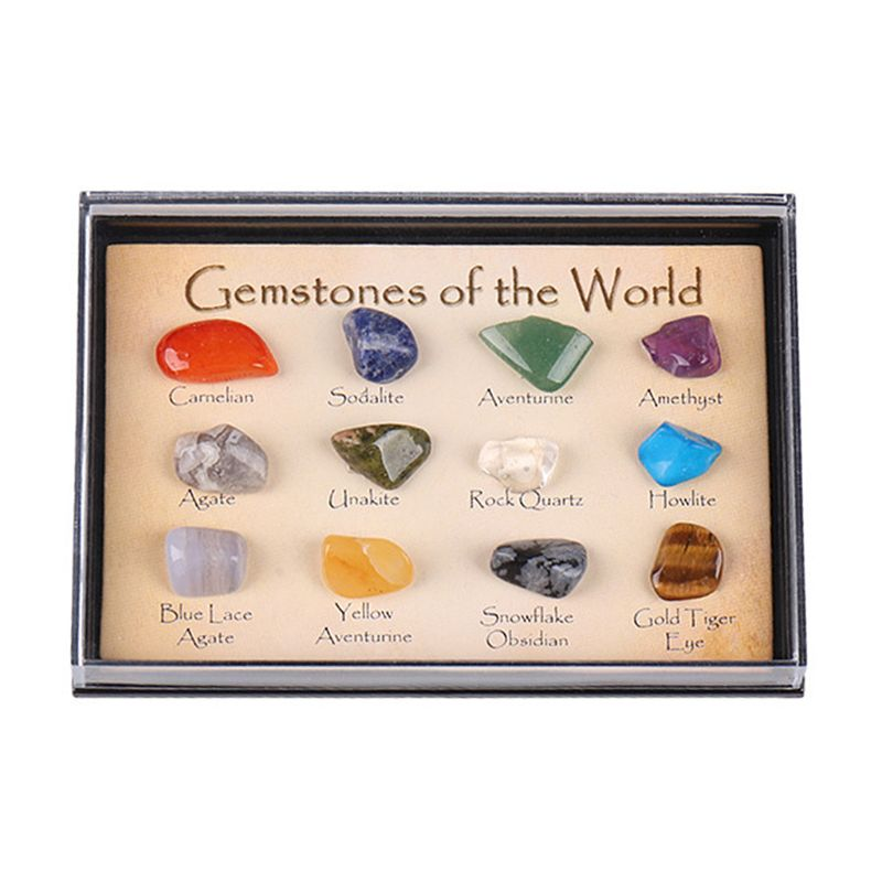 Collector-Kit Embellishment-Decoration Identification-Card Handcraft Crystal Gemstone