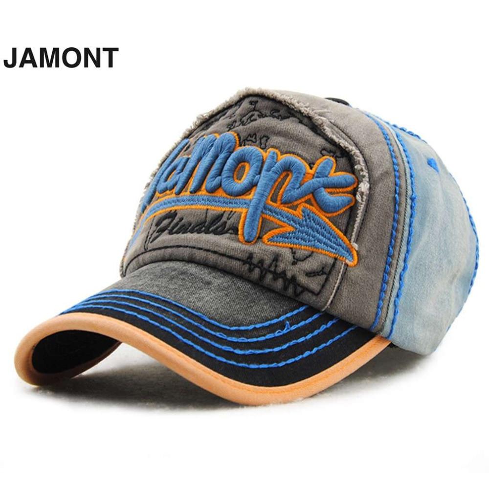 JAMONT Women Men Letter Embroidery Baseball Caps Contrast Color Leisure Unisex Thin Cotton Baseball Cap Hats 2017 New Arrival цена и фото