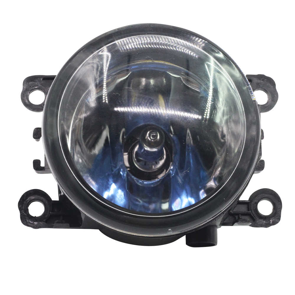 Cawanerl 2 Pieces H11 100 W Car Kabut Cahaya DRL Daytime Running lampu Halogen Bulb 12 V Styling Untuk 2012-2015 Honda Pilot 3.5L V6