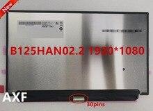 12.5 »Ordinateur Portable lcd led écran Pour Lenovo X260 B125HAN02.2 FRU 00HN883 IPS Écran 1920*1080
