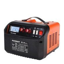 Устройство зарядное PATRIOT BCT- 40 Start (Ток зарядки 42А, напряжение зарядки от 12 до 24В, индикатор зарядки)