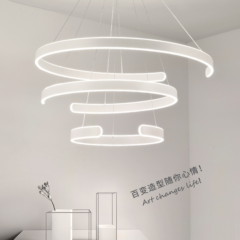 60W Kitchen Led Pendant Light Modern For Living Room Dining Room Hanglamp LED Lustre Acrylic Pendant Lamp Home Lighting Fixtures romanson часы romanson tl0393mj wh коллекция gents fashion