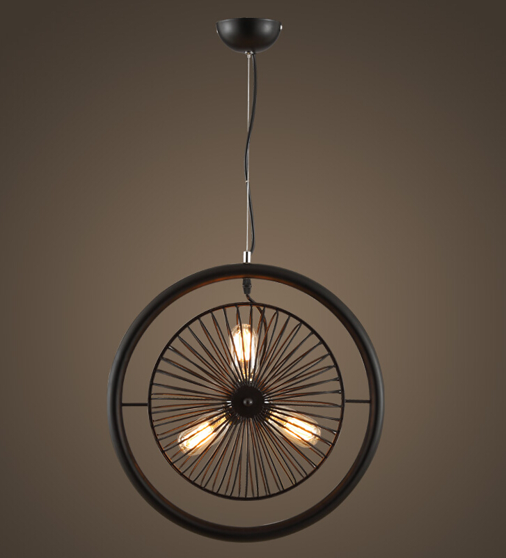Νέα αμερικανική βιομηχανική Vintage LED - Εσωτερικός φωτισμός - Φωτογραφία 3