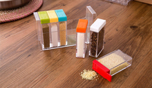 Kitchen Seasoning Bottles