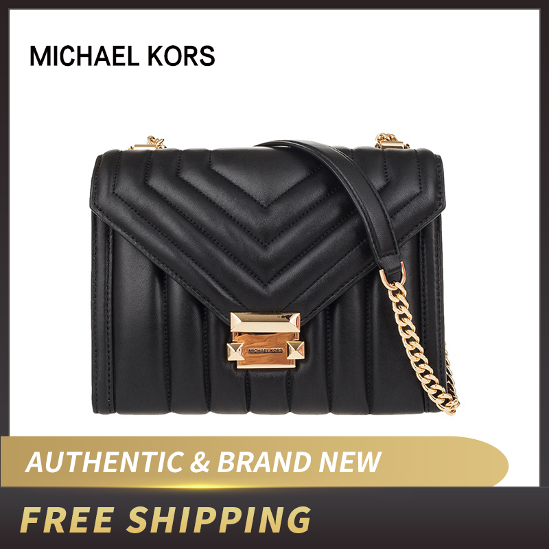 Authentic Original & Brand New Michael Michael Kors Women's Bag Leather Womens' Pouch 30F8GXIL3T/30F8SXIL3T/30F8GXIL1T/30F8SXIL1