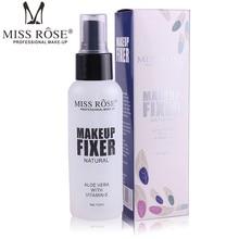 100ml Make Up Spray Fixed Face Foundation Bottle Setting Finish Makeup Mist Long Lasting Atomizing Cosmetics