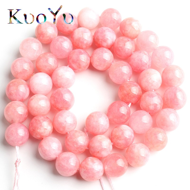 Beads & Jewelry Making Jewelry & Accessories Wholesale Half Plated Rondelle Faceted Crystal Glass Loose Spacer Beads 4mm 6mm 8mm 10mm Pink Ture 100% Guarantee