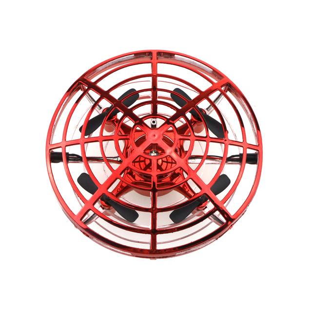 Original New Shape JJRC HXB-003R Infrared Sensing Control Altitude Hold Mode Mini RC Drone Quadcopter RTF Blue Gold Red