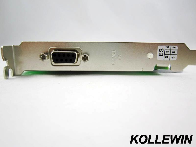 Cp5611 a2 profibus dp / mpi / ppi communication card pci slot for.