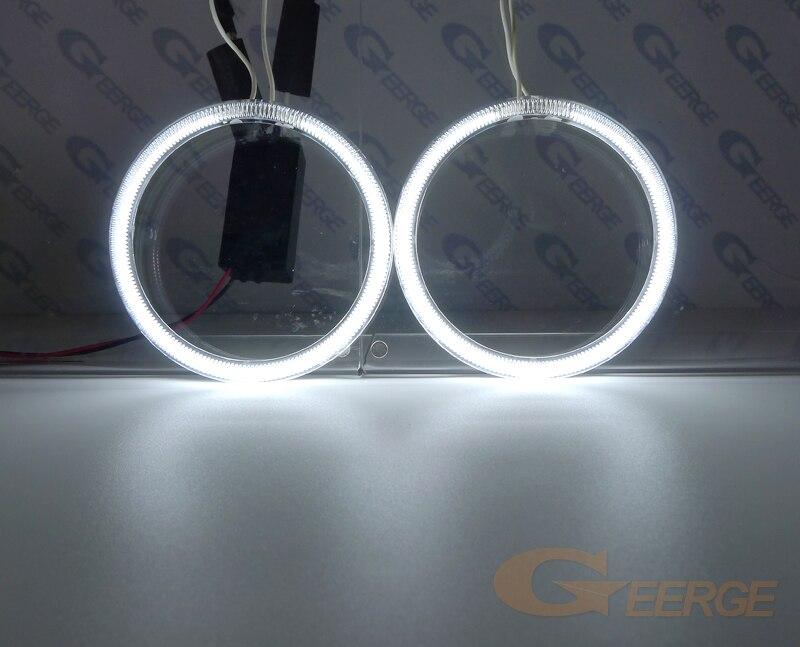 Для Subaru Legacy свободы 2003 2004 2005 2006 ОТЛИЧНОЕ ультра-яркая подсветка с холодным катодом(CCFL) Ангельские глазки комплект Halo Кольцо