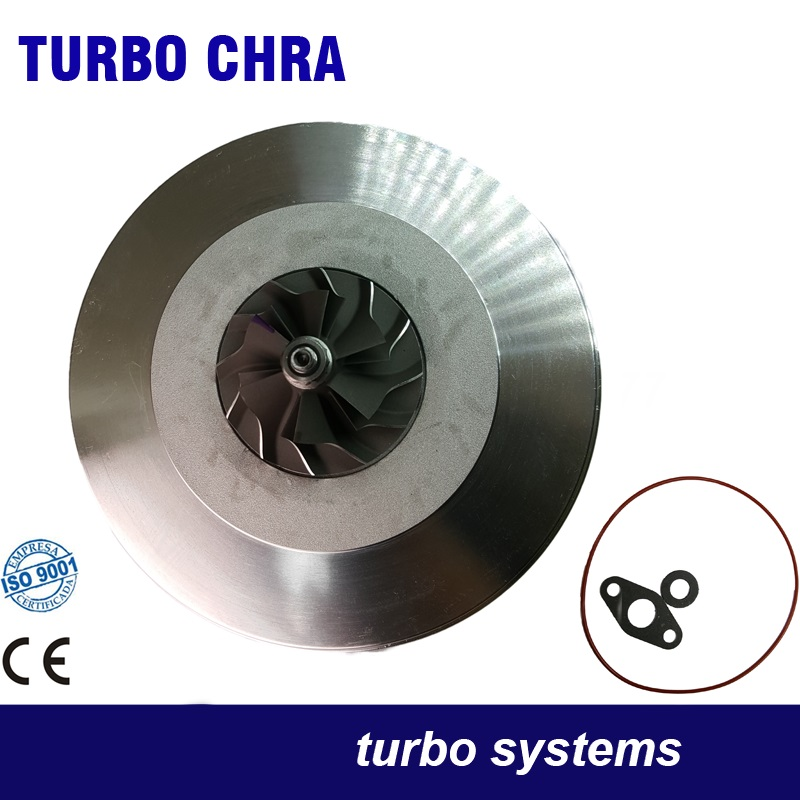 turbocharger Turbo cartridge GT1544V 753420 753420 5005S 750030 740821 0375J6 Turbo core for Citroen Peugeot 1.6HDI 110HP 80KW-in Air Intakes from Automobiles & Motorcycles