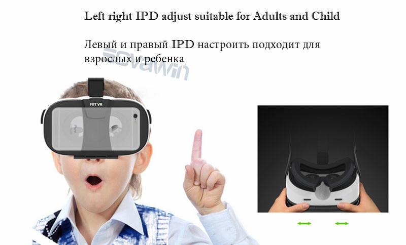 Cheap smartphone 3d glasses
