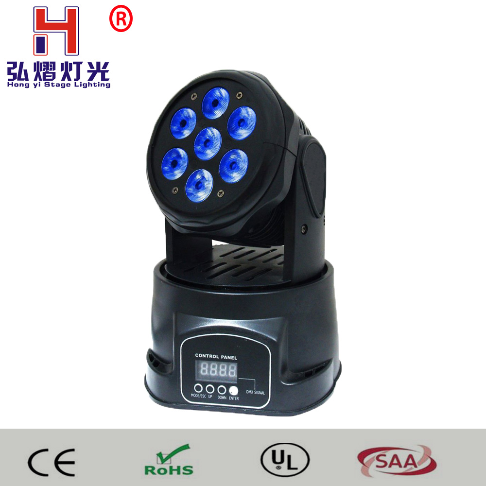 2016 Hot advanced dj lighting led moving head mini wash mini 7/12 channels rgbw quad with advanced 14 channels 10 pieces promotional packaging led moving head mini wash 4x10w rgbw quad with advanced 9 12 channels free