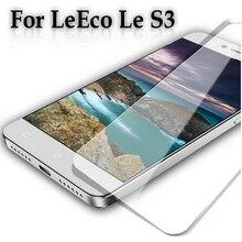 Для LeTV LeEco Le S3 закаленное Стекло Экран Защитная крышка для LeTV S3 x522 X622 5.5 дюйма Телефон защитный Плёнки чехол 2.5D 9 h