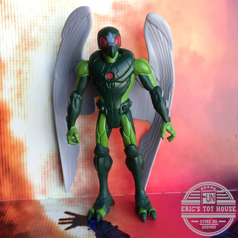 <font><b>Action</b></font> <font><b>Figure</b></font> <font><b>Hasbro</b></font> Spider-Man VULTURE 7'' Jointed Doll Loose Toy PVC Decorative <font><b>Figure</b></font> Model Collectible Toy for Gift