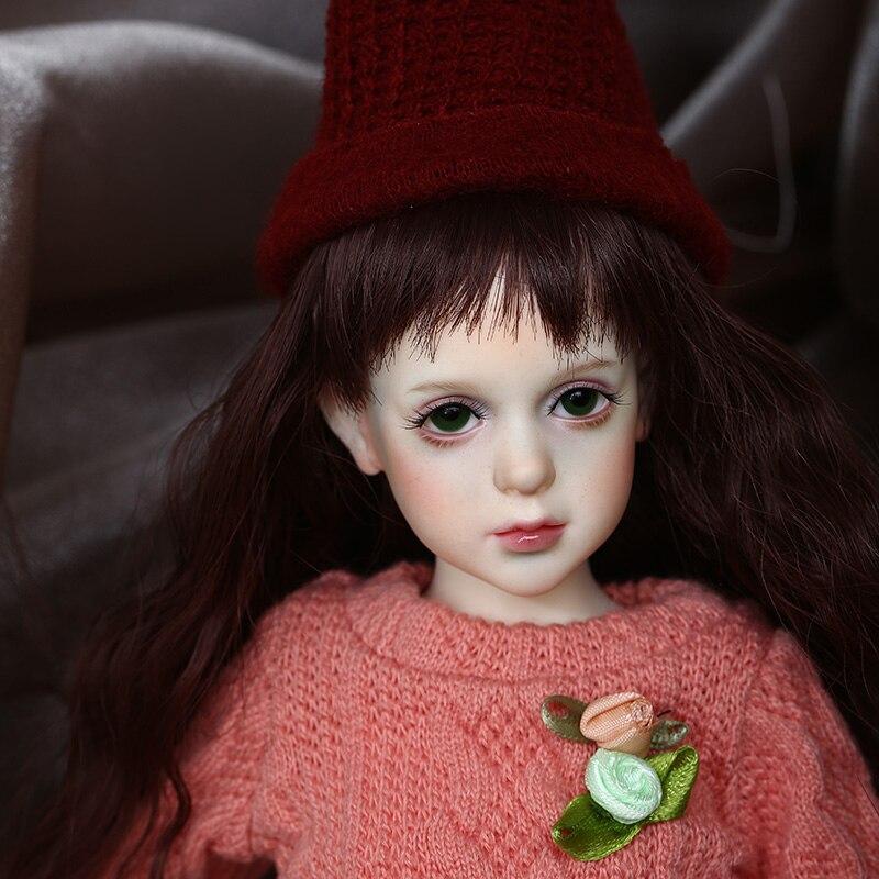 BJD Dolls Dollshe Rosa Classic 1/4 Toys for Girls Dolls Fairyland Dollmore 1