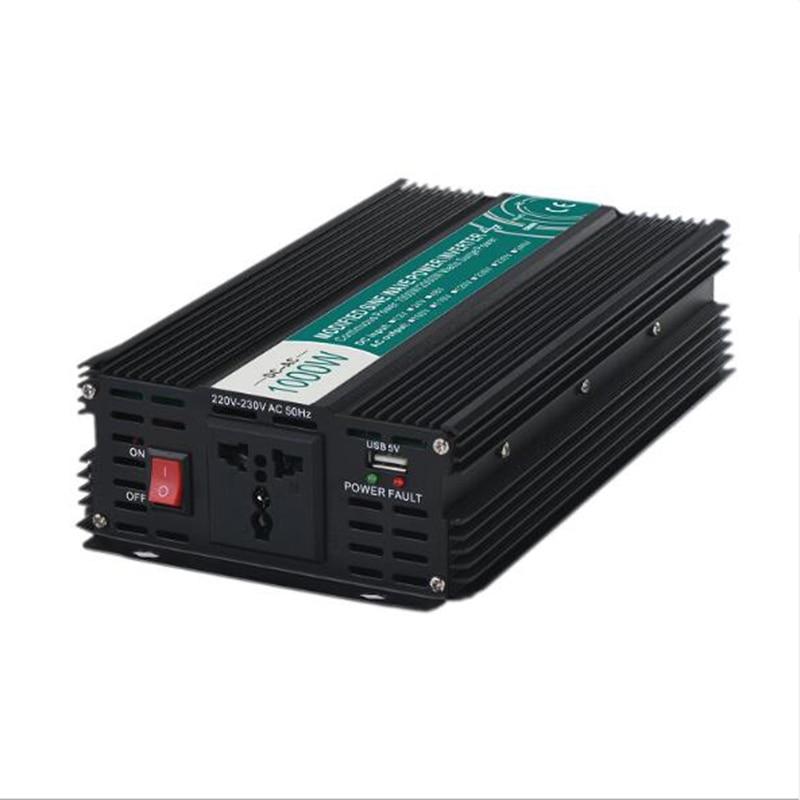 1000W/1200W/1500W Off Grid Modified Sine Wave Inverter Car Solar Power Inverter Converter DC 12V/24V/48V To AC 110V/220V1000W/1200W/1500W Off Grid Modified Sine Wave Inverter Car Solar Power Inverter Converter DC 12V/24V/48V To AC 110V/220V