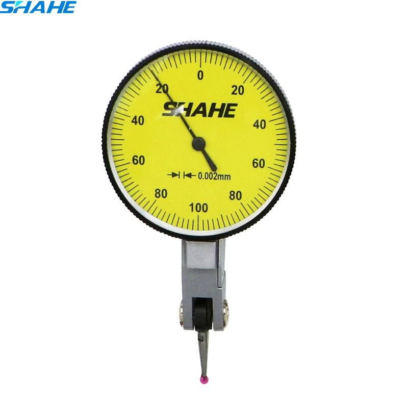 5313-02A лучшее качество Указатель уровня маштаб метрики ласточкин хвост рельсы 0-0,2 мм Циферблат Тесты индикатор