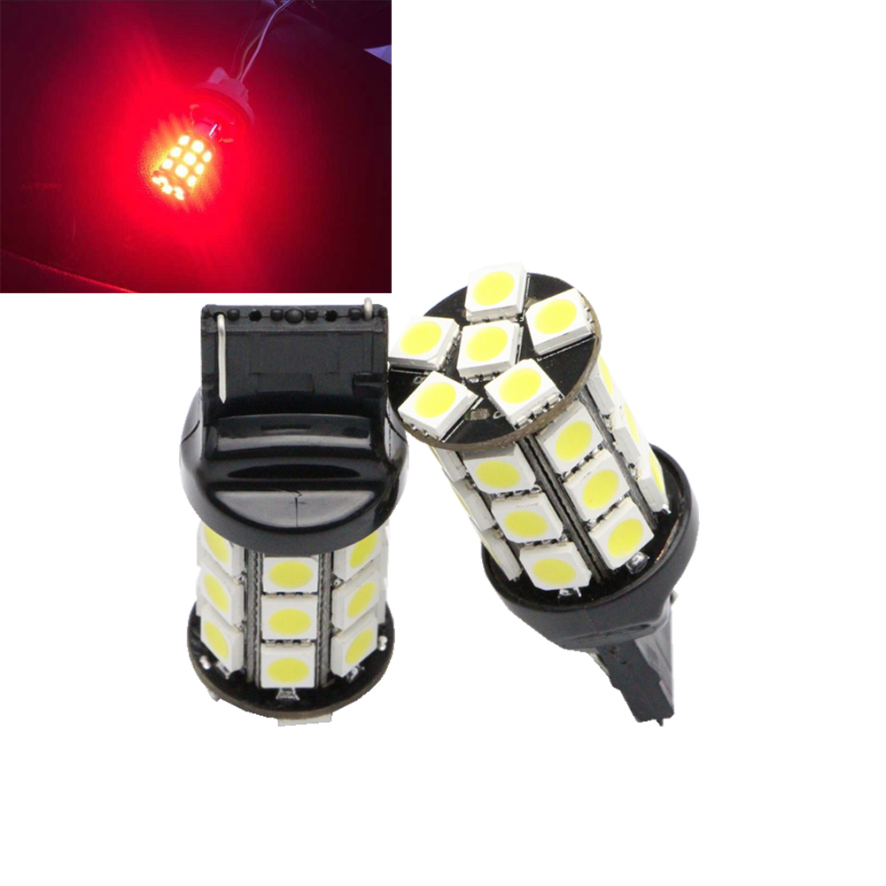 5050 SMD T20 7440 LED Wedge Rear Turn Signal / Tail Brake Lamp Bulb  Light,12V canbus t20 7440 W21W led fog light bulbs наруто кровавая тюрьма путь ниндзя 2 blu ray