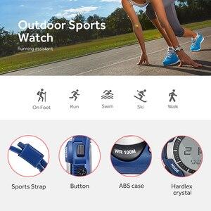 Image 2 - SPOVAN גברים דיגיטלי ספורט שעון אופנה 100M עמיד למים חיצוני אלקטרוני מעורר סטופר שעונים לילדים ילד מתנות SW01