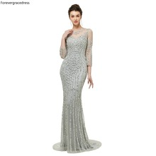 Forevergracedress Luxury Evening Dresses 2019 Mermaid