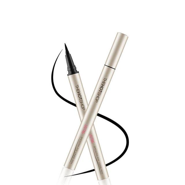 1pcs Beauty Makeup Black Eyeliner Waterproof Long-lasting Liquid Eye Liner Pencil Pen For Women Lady Make Up Cosmetic Tool