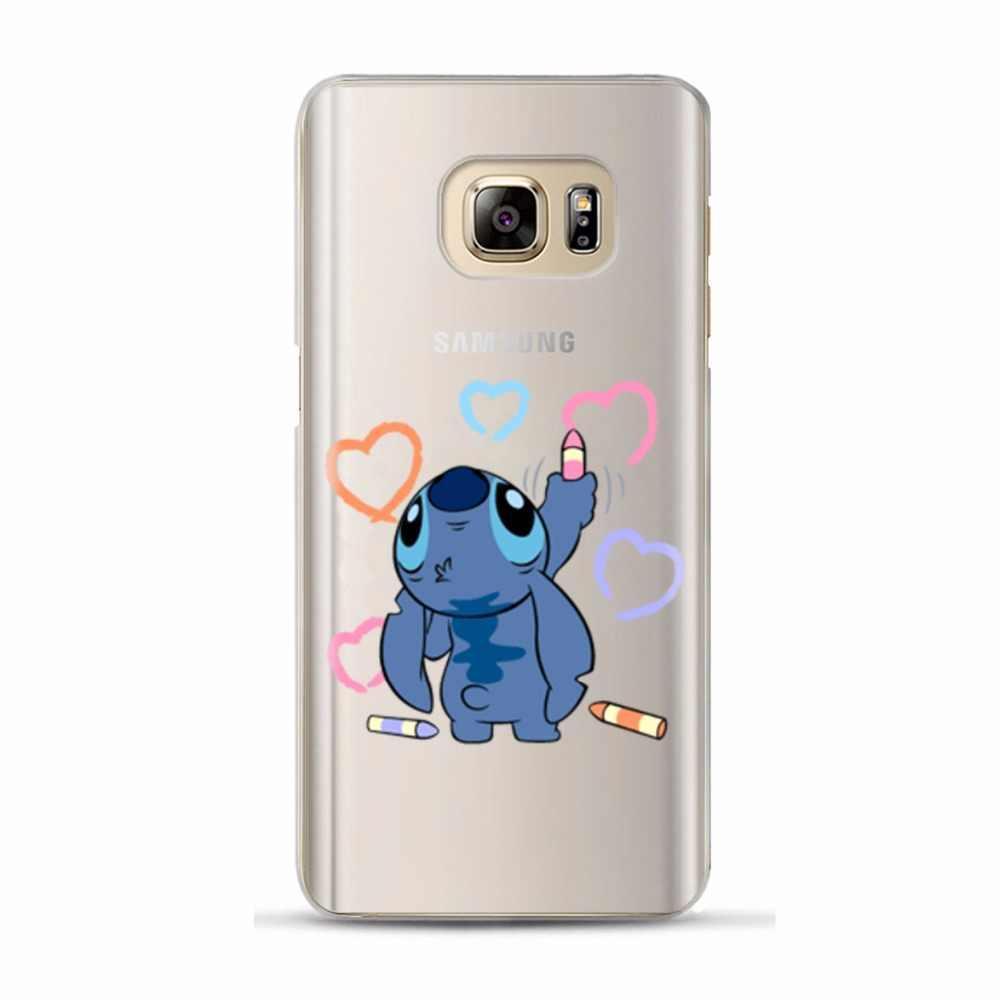 Engraçado Caso Ponto Para Coque Samsung Galaxy Grande Prime Borda S6 S7 S8 S9 além de J3 J5 J7 A3 A5 A7 2016 2017 A8 2018 Plus Capa Mole
