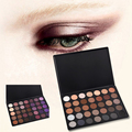 2016 Long-lasting Real Natural 35 Colors Maquiagem Matte Eyeshadow Pallete Cosmetic Makeup Eye Shadow Palette Colorful Gift