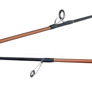 Image 3 - Skmially carbon ul spinning rod 1.8m 1.68m0.8 5g ultralight spinning rods ultra light casting spinning fishing rod vara de pesca
