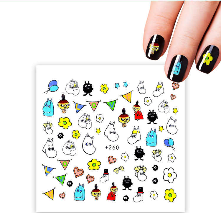 LOLEDE Kawaii Stone Nail Rhinestone Small Irregular Beads Manicure 3D Nail Art Decoration In Wheel Accessories Sailor Moon