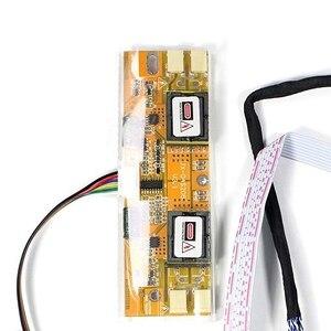 Image 5 - Hdmi + Vga + Dvi + אודיו קלט Lcd בקר לוח עבור Hsd190Men4 M170En06 17 אינץ 19 אינץ 1280X1024 4 Ccfl 30 סיכות Lcd פנל