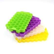 Small Square Ice Molds Ice Cubes Molds Food Grade Silicone Ice Cube Tray Mini Ice Maker Popsicle Molds Freeze Bar Kitchen Tools 3pcs robot building block silicone ice cube tray molds