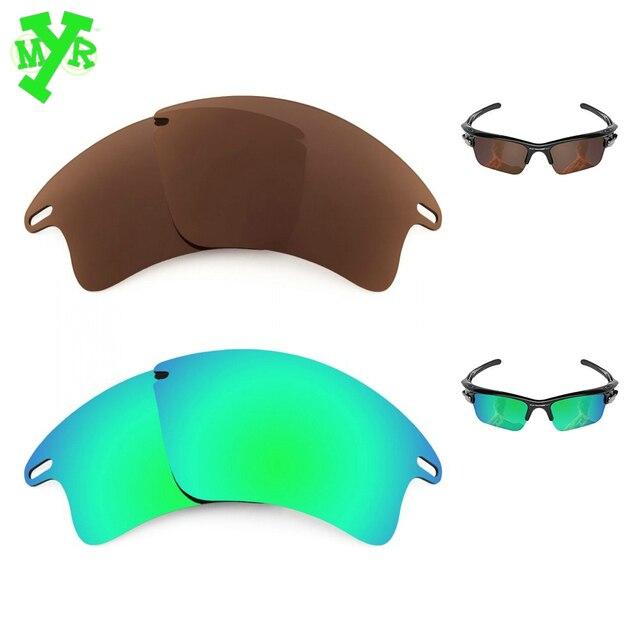 Mry bronce marrón y verde esmeralda 2 par polarizadas lentes de reemplazo para  OAKLEY gafas de 519291d0a0