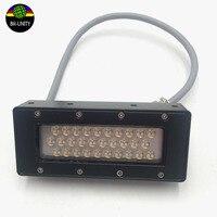 Высокое качество ультрафиолетовый свет светодио дный 115 мм * 58 мм водяного охлаждения uv светодио дный лампы для УФ принтер