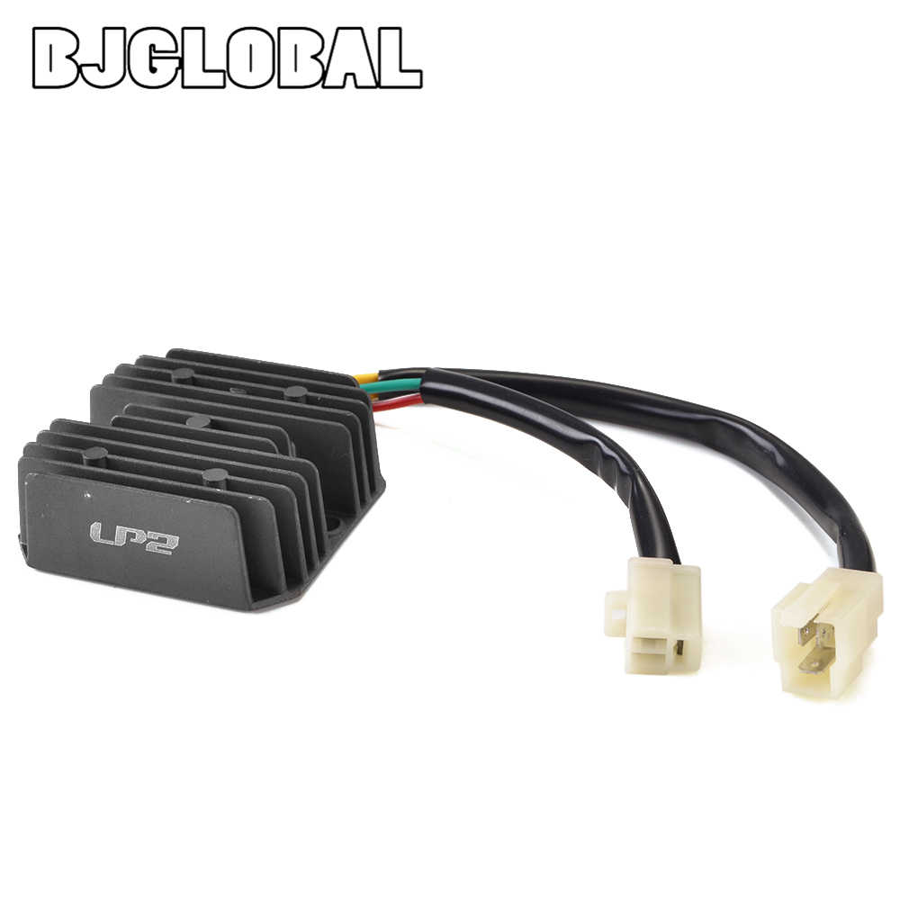 12V Motorcycle Regulator Rectifier For Honda NX650 NX 650 Dominator 1989-1994 31600-MY2-621 Scooter Moped ATV Accessories Motor